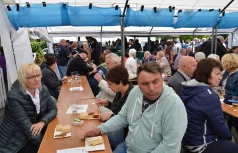 2018 Maifeier Burschenschaft Steindorf 1